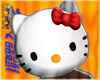 ☆ Kitty head plush