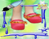 ~H~Kid Bunny Shoes