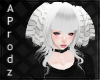 ® Lolicurls Uni White