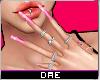 🤍 Card Nails Pink