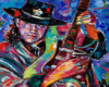 Blues Legend #4 Canvas