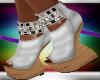 LTR SmmrJewel Pearl Shoe