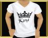 KING REIDER TEE