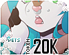 [Pets] 20k support