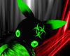 ~N~ toxic green bunny