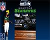 *RBE Seahawks Wall Clock