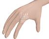 雪 Hand Left (DS)
