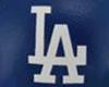 LA Dodgers Bat