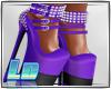Rozy Heels\purple
