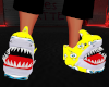 spongebob shark shoes