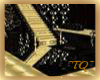~TQ~golden rose stairs