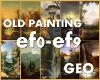 10 Old Paintings BG's