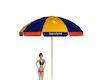 Umbrella Beach SPAM