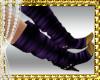 ~D3~Medieval Boots Prpl