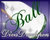 Diva Green Ball Skirt