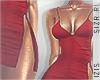 I│Sofia Dress Red RL