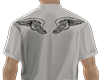Wings White T-Shirt