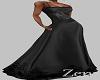 Z: Dark Satin Gown