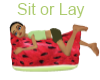 Garden Melon Lounge