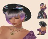 SassyBubbles Bowlers Hat