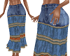 TF* BOHO Cowgirl Skirt
