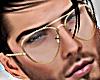Glasses / Gold