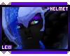 x: Nightmare Helmet