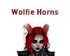 Wolfie Horns