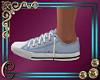 Trish Blue Sneakers