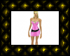 my angels pink dress