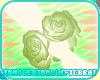 +ID+ Pumpkin Wrist Roses