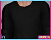 ✖ BLK Sweater [DERIV]