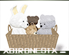 BN Plush Toy Basket