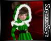 [SS]Christmas Dress Grn