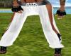 asia pants white