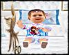 FD}Baby Frozzen Swing