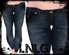 L:BBW Bottom-Skinny Jean
