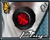 (BFD) N Plugs Ruby Orb