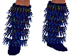 Carnival Feather Boots