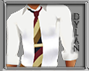 !!D Dress Shirt w tie