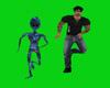 alien  dance  §§