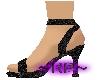 ~RP~ Sparkle heels black