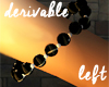 H- L Pearl Bracelet