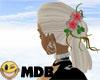 ~MDB~ IVORY MAISIE HAIR