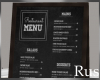 Rus: Menu Board
