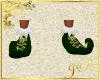 *JR Elf Shoes Grn M