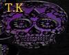 T.K Skull Cutout,
