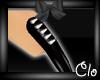 [Clo]Maxine Black Nails