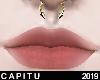 . Lip tint coral