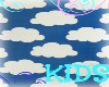 [KIDS] CLOUDS RUG